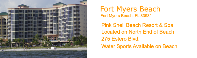 Fort Myers Beach Resorts - Pink Shell Island Resorts