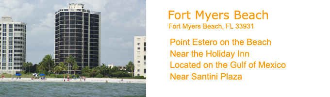 Pointe Estero Fort Myers Beach