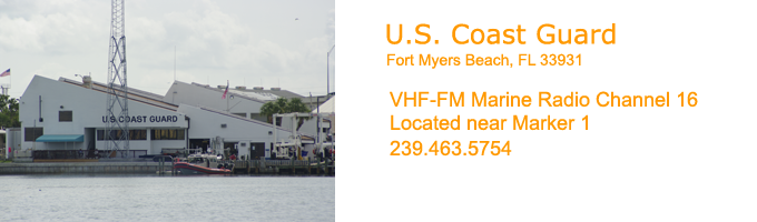 Fort Myers Beach Coasts Guard