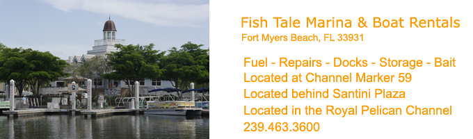 Fish Tale Marina & Power Boat Rental - 239.463.3600