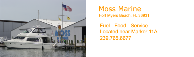 Moss Marine Fort Myers Beach