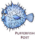 FMB Pufferfish Post